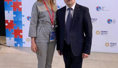 С Калиныным А.С.